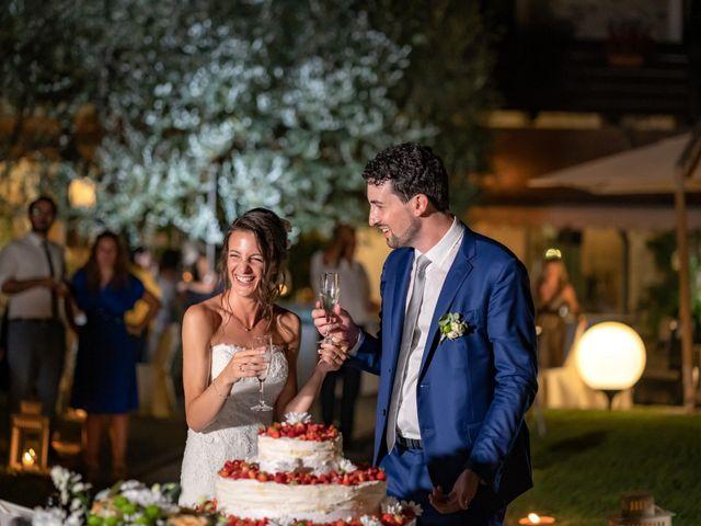 Il matrimonio di Matteo e Erica a Mapello, Bergamo 42