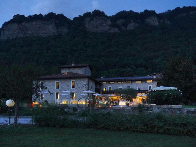 Il matrimonio di Matteo e Erica a Mapello, Bergamo 43