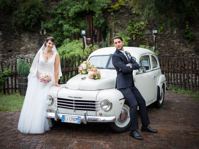 Il matrimonio di Fabio e Valentina a Bolzano-Bozen, Bolzano 174