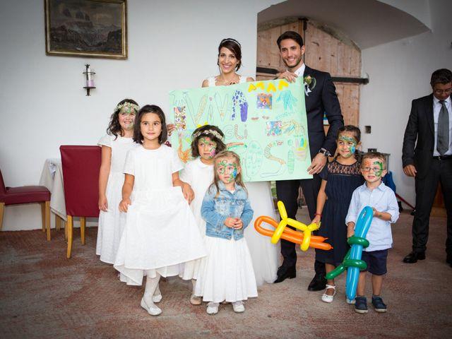 Il matrimonio di Fabio e Valentina a Bolzano-Bozen, Bolzano 233