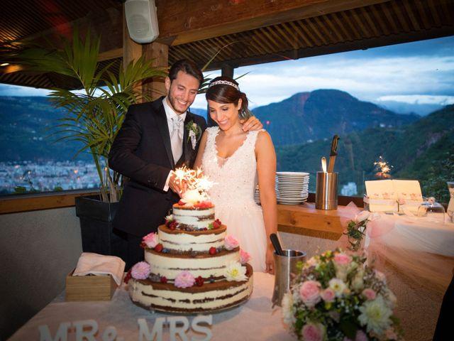 Il matrimonio di Fabio e Valentina a Bolzano-Bozen, Bolzano 238