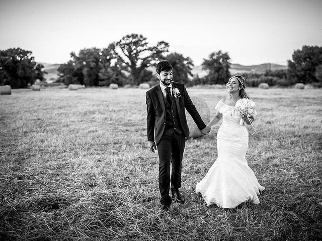 Le nozze di Daniele e Emanuela