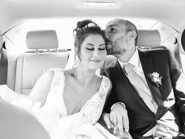 Le nozze di Sara e Dino