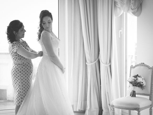 Il matrimonio di Alessandra e Yuri a Bassano Romano, Viterbo 7