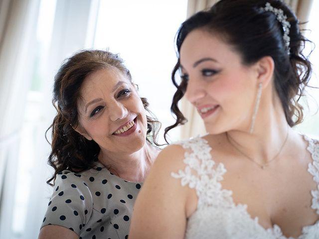 Il matrimonio di Alessandra e Yuri a Bassano Romano, Viterbo 8