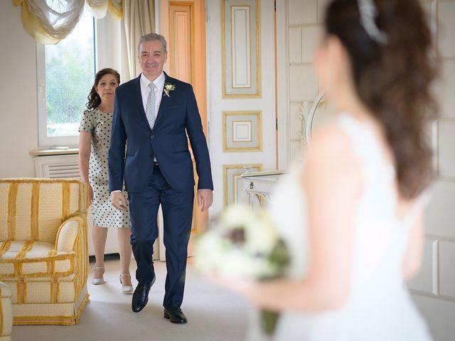 Il matrimonio di Alessandra e Yuri a Bassano Romano, Viterbo 9