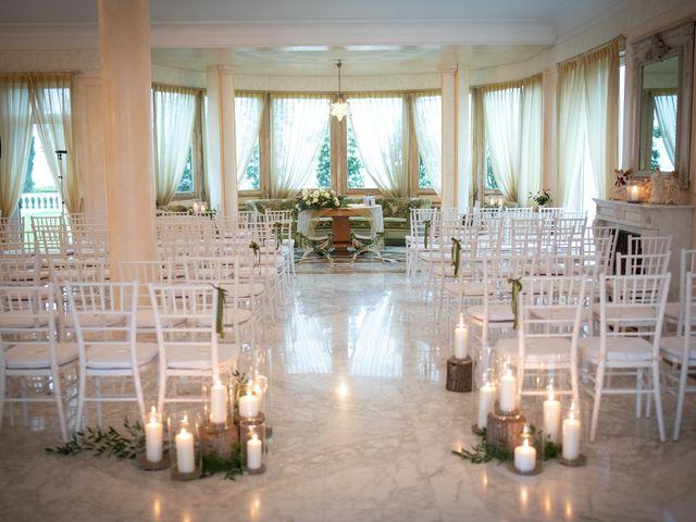 Il matrimonio di Alessandra e Yuri a Bassano Romano, Viterbo 11