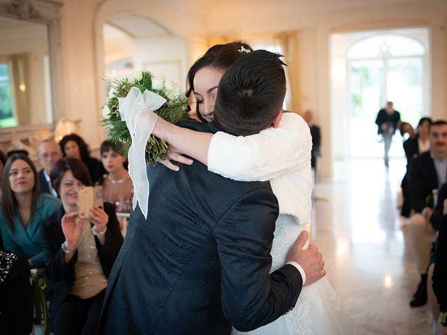 Il matrimonio di Alessandra e Yuri a Bassano Romano, Viterbo 12