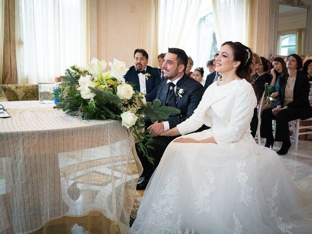 Il matrimonio di Alessandra e Yuri a Bassano Romano, Viterbo 13