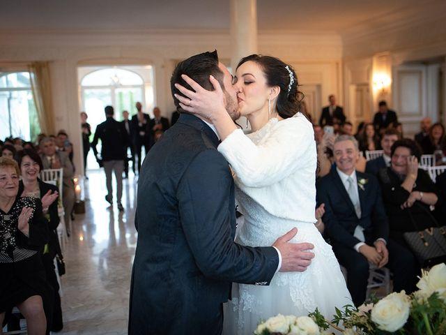 Il matrimonio di Alessandra e Yuri a Bassano Romano, Viterbo 15