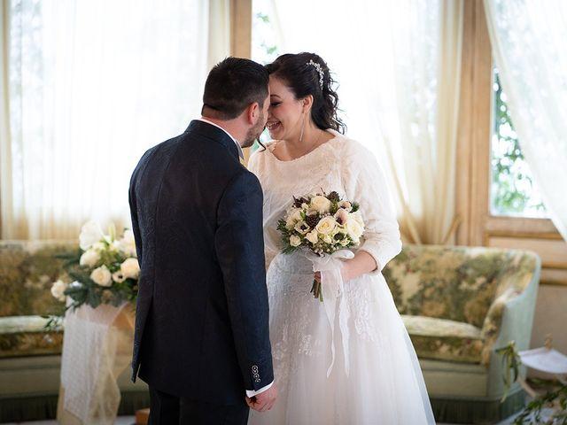 Il matrimonio di Alessandra e Yuri a Bassano Romano, Viterbo 16