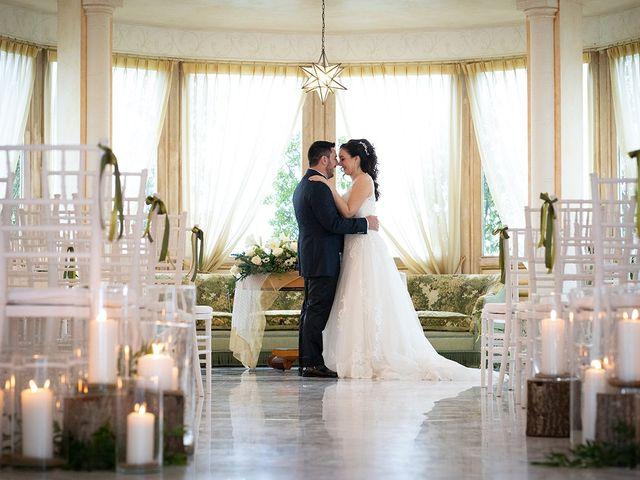Le nozze di Yuri e Alessandra