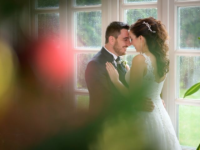 Il matrimonio di Alessandra e Yuri a Bassano Romano, Viterbo 17