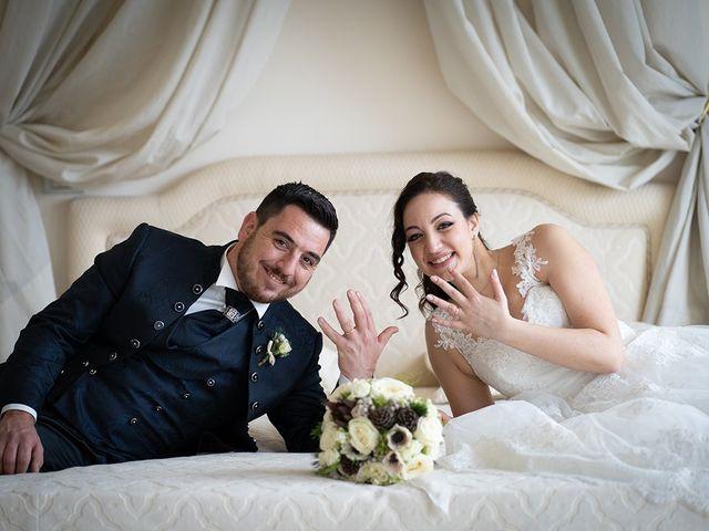 Il matrimonio di Alessandra e Yuri a Bassano Romano, Viterbo 19