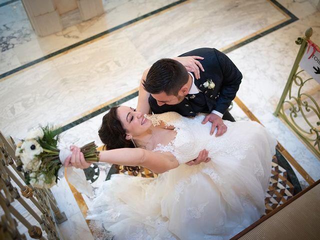 Il matrimonio di Alessandra e Yuri a Bassano Romano, Viterbo 20