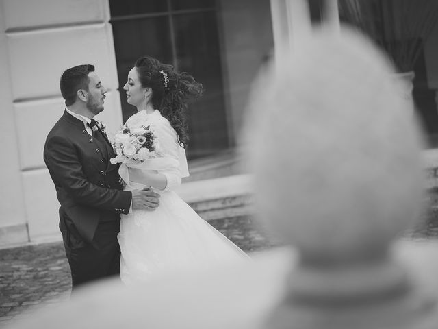 Il matrimonio di Alessandra e Yuri a Bassano Romano, Viterbo 21