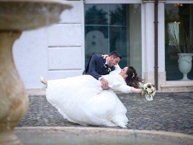 Il matrimonio di Alessandra e Yuri a Bassano Romano, Viterbo 22