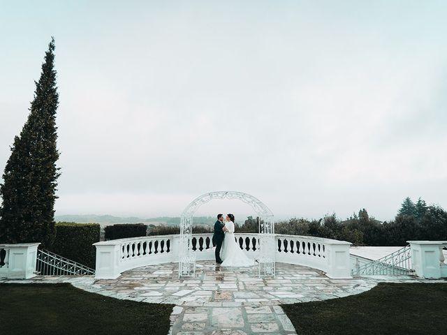 Il matrimonio di Alessandra e Yuri a Bassano Romano, Viterbo 29