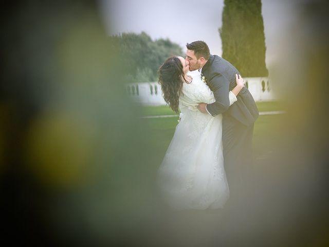 Il matrimonio di Alessandra e Yuri a Bassano Romano, Viterbo 30