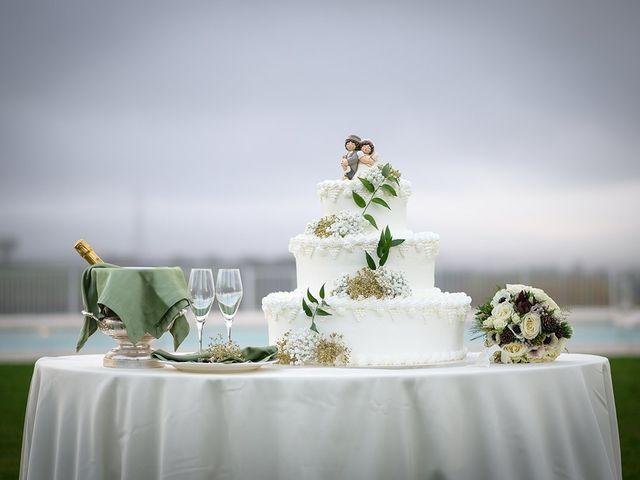 Il matrimonio di Alessandra e Yuri a Bassano Romano, Viterbo 31