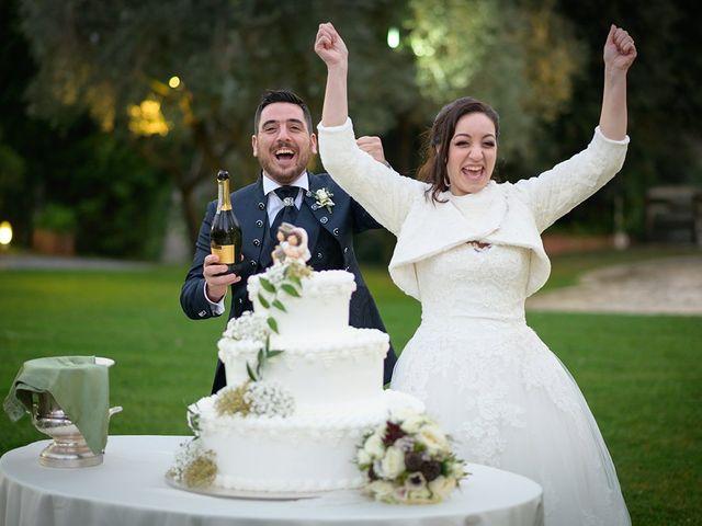 Il matrimonio di Alessandra e Yuri a Bassano Romano, Viterbo 33
