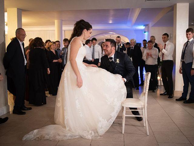 Il matrimonio di Alessandra e Yuri a Bassano Romano, Viterbo 34