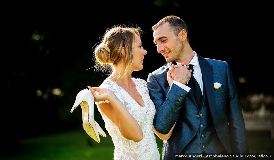 Il matrimonio di Matteo e Roberta a Arcene, Bergamo