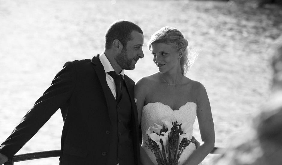 Il matrimonio di Claudio e Francesca a Rapallo, Genova