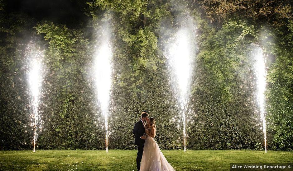 Il matrimonio di Thomas e Veronica a Rosà, Vicenza