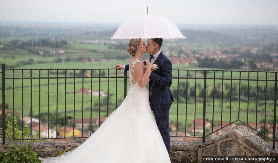 Il matrimonio di Giacomo e Ilaria a Fumane, Verona