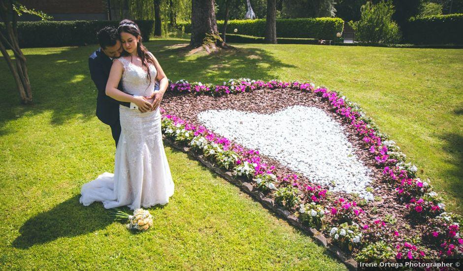 Il matrimonio di Paulo e Alice a Melzo, Milano