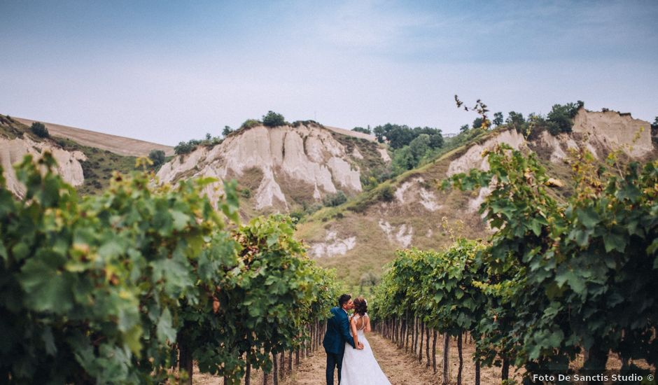 Il matrimonio di Marco e Claudia a Pescara, Pescara