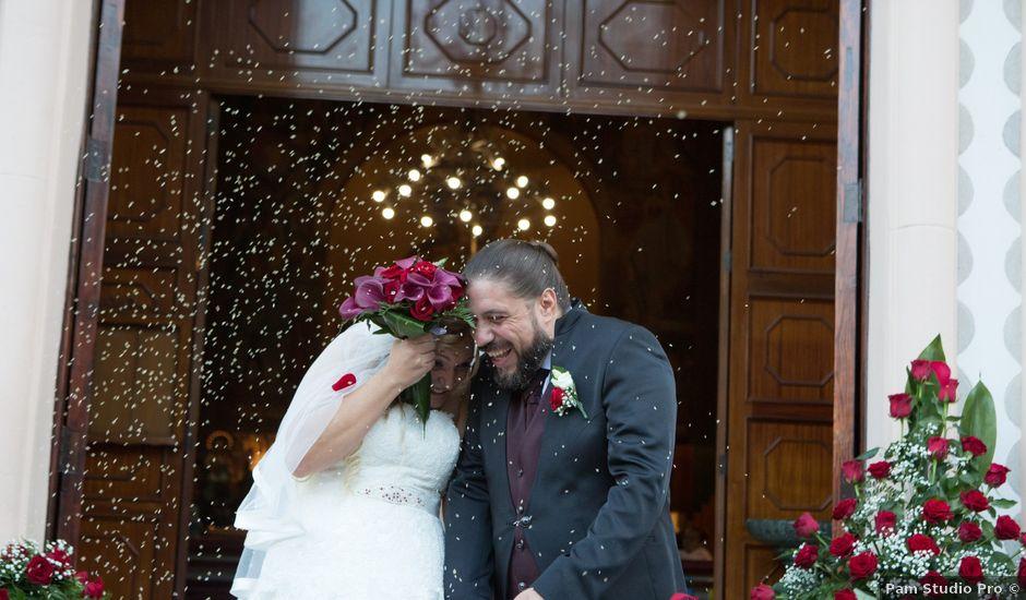 Il matrimonio di Simone e Cristina a Messina, Messina