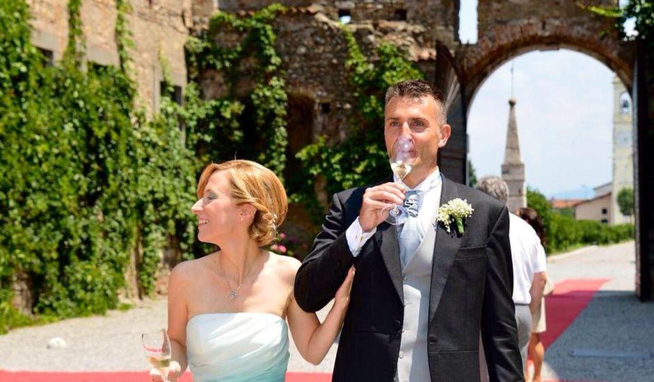 Il matrimonio di Massimo e Michela a Cavernago, Bergamo