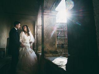 Le nozze di Ilenia e Cristian