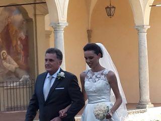 Le nozze di Eleonora  e Claudio  1