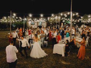 Le nozze di Diego e Rebecca