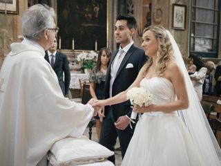 Le nozze di Lisa e Christian