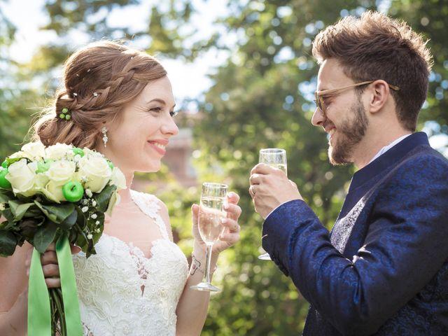 Il matrimonio di Daniele e Martina a Stresa, Verbania 34