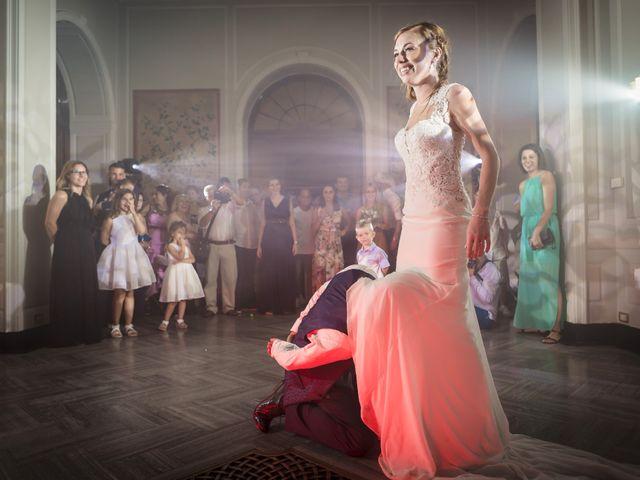 Il matrimonio di Daniele e Martina a Stresa, Verbania 42