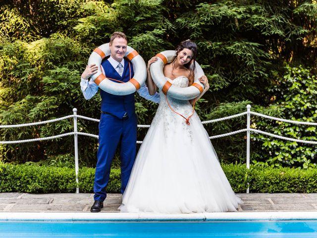Le nozze di Corinne e Massimo