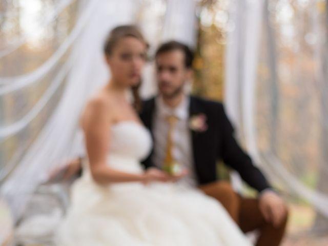 Il matrimonio di Leonardo e Chiara a Canale Monterano, Roma 6