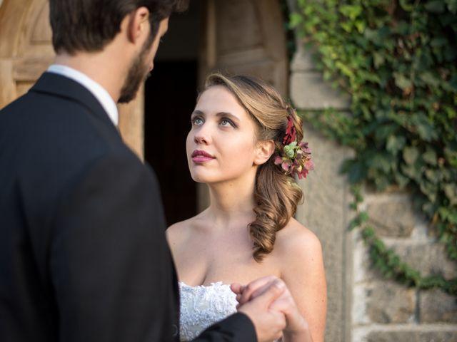 Il matrimonio di Leonardo e Chiara a Canale Monterano, Roma 19