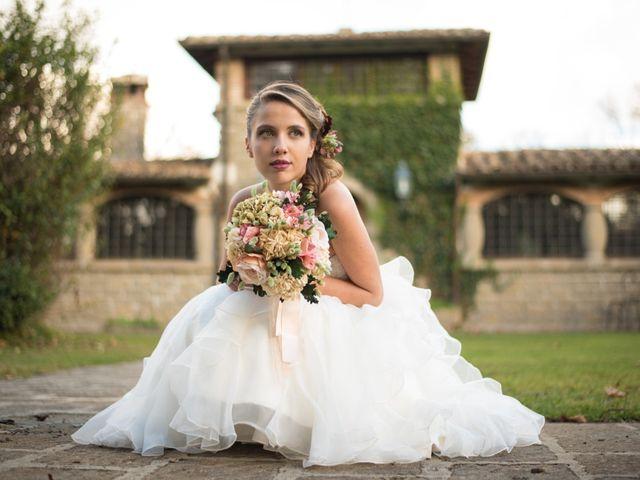 Il matrimonio di Leonardo e Chiara a Canale Monterano, Roma 21