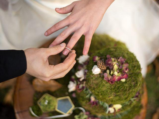 Il matrimonio di Leonardo e Chiara a Canale Monterano, Roma 25