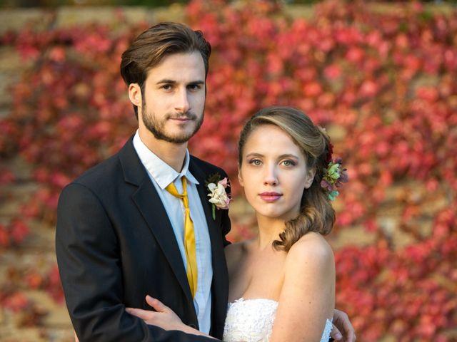 Il matrimonio di Leonardo e Chiara a Canale Monterano, Roma 33