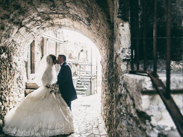 Il matrimonio di Cristian e Ilenia a Manoppello, Pescara 1