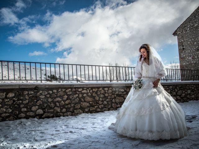 Il matrimonio di Cristian e Ilenia a Manoppello, Pescara 5