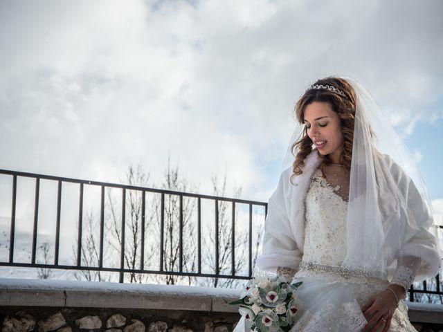 Il matrimonio di Cristian e Ilenia a Manoppello, Pescara 6