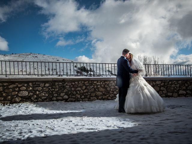Il matrimonio di Cristian e Ilenia a Manoppello, Pescara 7